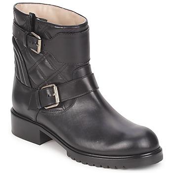 Pantofi Femei Ghete Marc Jacobs OSLO Negru