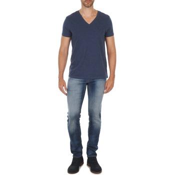 Îmbracaminte Bărbați Jeans drepti Meltin'pot MARTIN Albastru