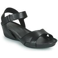 Pantofi Femei Sandale  Camper MICRO Negru