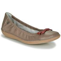Pantofi Femei Balerin și Balerini cu curea TBS MACASH Taupe