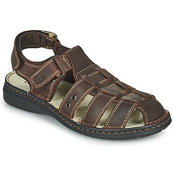 Pantofi Bărbați Sandale  TBS BARROW Maro