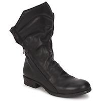 Pantofi Femei Ghete Strategia FIOULI Negru