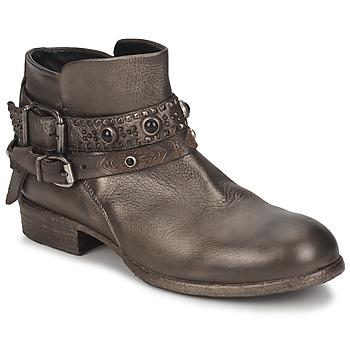 Pantofi Femei Ghete Strategia YIHAA Argintiu