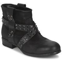Pantofi Femei Ghete Strategia LUMESE Negru