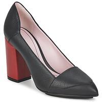 Încăltăminte Femei Pantofi cu toc Sonia Rykiel 657942 Negru / Roșu