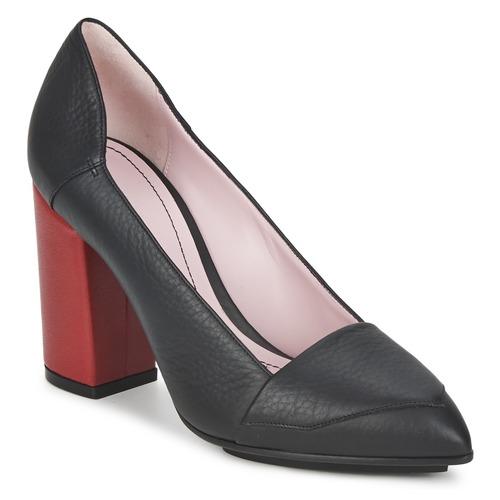 Pantofi Femei Pantofi cu toc Sonia Rykiel 657942 Negru / Roșu