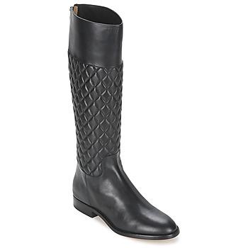Pantofi Femei Cizme casual Michael Kors MINA Negru