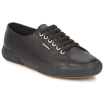 Pantofi Pantofi sport Casual Superga 2750 Ciocolatiu