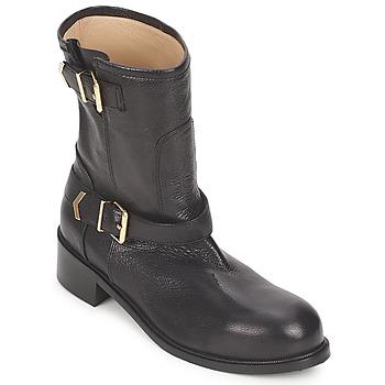Pantofi Femei Ghete Kallisté 5609 Negru