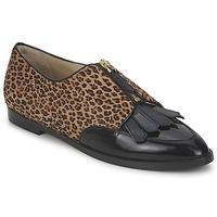 Încăltăminte Femei Pantofi Derby Etro EBE Negru / Bej