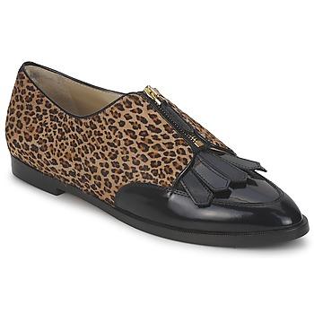 Pantofi Femei Pantofi Derby Etro EBE Negru / Bej
