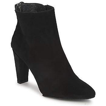 Pantofi Femei Ghete Stuart Weitzman ZIPMEUP Negru