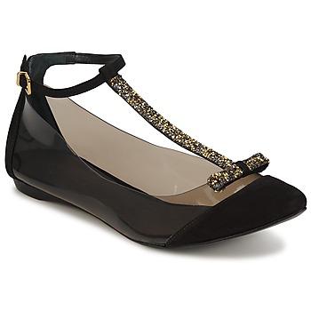 Pantofi Femei Balerin și Balerini cu curea Schutz OLIMOP Black