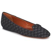 Pantofi Femei Mocasini Missoni WM069 Negru
