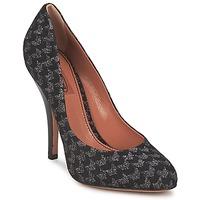 Încăltăminte Femei Pantofi cu toc Missoni WM072 Negru