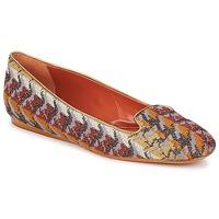 Pantofi Femei Mocasini Missoni WM004 Multicolor