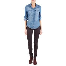 Îmbracaminte Femei Jeans slim Replay LUZ Violet