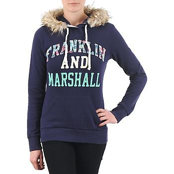 Îmbracaminte Femei Hanorace  Franklin & Marshall COWICHAN Bleumarin