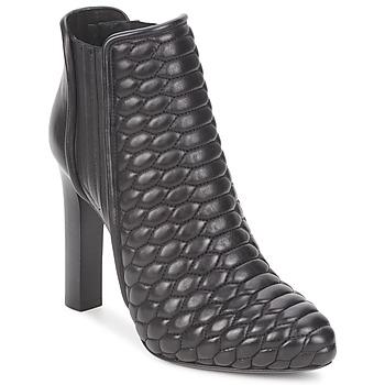Pantofi Femei Botine Roberto Cavalli WDS227 Negru
