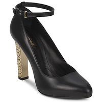 Pantofi Femei Pantofi cu toc Roberto Cavalli WDS230 Negru