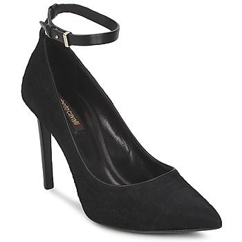 Pantofi Femei Pantofi cu toc Roberto Cavalli WDS232 Negru