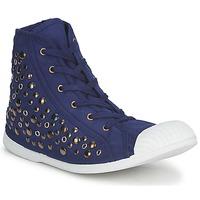 Pantofi Femei Pantofi sport stil gheata Wati B BEVERLY Bleumarin
