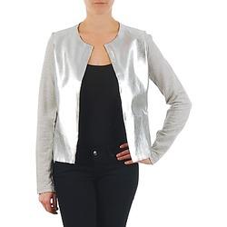 Îmbracaminte Femei Sacouri și Blazere Majestic 93 Gri / Argintiu