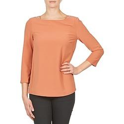 Îmbracaminte Femei Tricouri cu mânecă lungă  Color Block 3214723 Corai