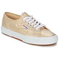 Pantofi Femei Pantofi sport Casual Superga 2751 LAME W Auriu