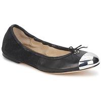 Pantofi Femei Balerin și Balerini cu curea Sam Edelman FARLEIGH Negru
