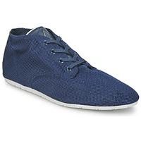 Pantofi Pantofi sport stil gheata Eleven Paris BASIC MATERIALS Bleumarin