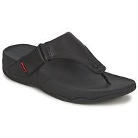 Pantofi Bărbați  Flip-Flops FitFlop TRAKK II Negru