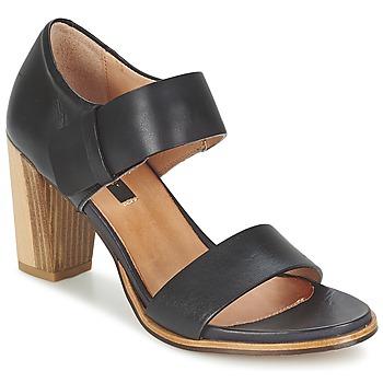 Încăltăminte Femei Sandale și Sandale cu talpă  joasă Neosens GLORIA 198 Negru