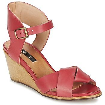 Pantofi Femei Sandale  Neosens NOAH Roșu