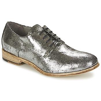 Pantofi Femei Ghete Now SMOGY Argintiu