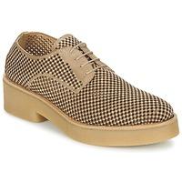 Încăltăminte Femei Pantofi Derby Now TORAL Maro