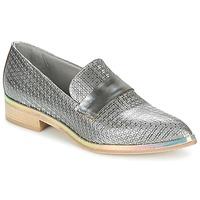 Încăltăminte Femei Pantofi Derby Now METUZI Argintiu