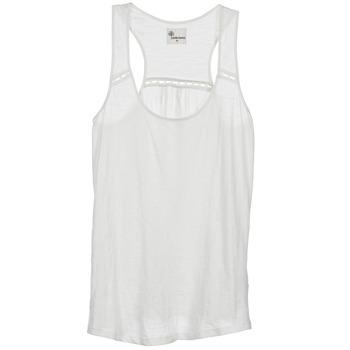 Îmbracaminte Femei Maiouri și Tricouri fără mânecă Stella Forest ADE005 Alb
