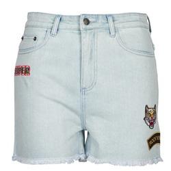 Îmbracaminte Femei Pantaloni scurti și Bermuda American Retro BORIS Albastru