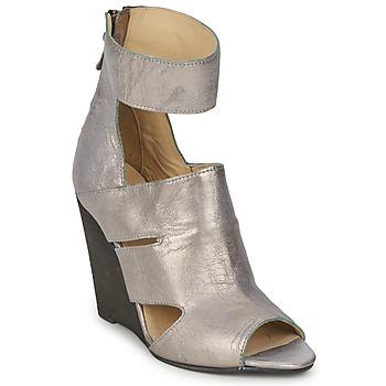 Încăltăminte Femei Sandale și Sandale cu talpă  joasă Dkode THETIS Gri / Perle
