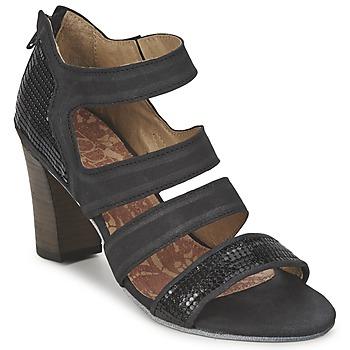 Încăltăminte Femei Sandale și Sandale cu talpă  joasă Dkode CHARLIZE Negru