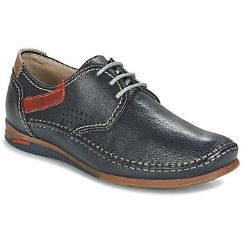 Pantofi Bărbați Pantofi Derby Fluchos CATAMARAN Bleumarin