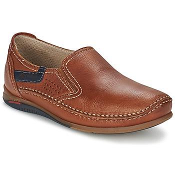 Încăltăminte Bărbați Pantofi Slip on Fluchos CATAMARAN Maro