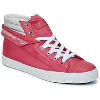 Pantofi Femei Pantofi sport stil gheata Bikkembergs PLUS 647 Pink / Grey
