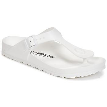 Pantofi Femei  Flip-Flops Birkenstock GIZEH EVA Alb