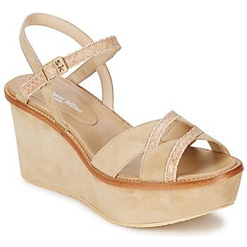 Pantofi Femei Sandale  Stéphane Kelian BICHE 1 Bej