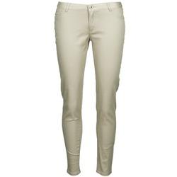 Îmbracaminte Femei Pantalon 5 buzunare Little Marcel PRANTI Bej