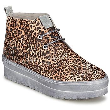Încăltăminte Femei Pantofi sport stil gheata Ylati BAIA F Leopard