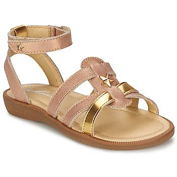 Pantofi Fete Sandale și Sandale cu talpă  joasă Mod'8 HOPAL Roz