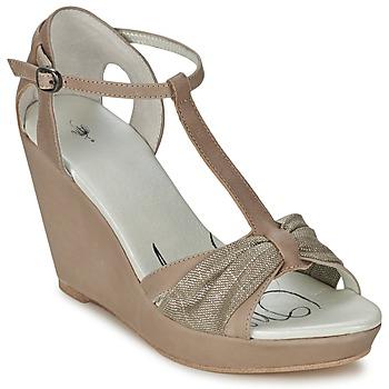 Încăltăminte Femei Sandale și Sandale cu talpă  joasă One Step CEANE Aurie